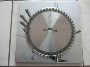 Kanefusa Hm Lame de Scie Circulaire 250x3, 2x30 Z 48 Dhc Board Pro Haute Qualité