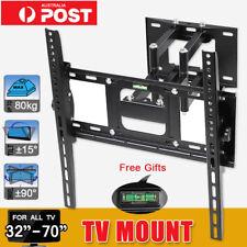 "2018 LCD TV Hanger 32""-70"" Universal Adjustable Angle Walls Pivot Corner Bracket"