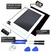 LCD Touch Screen Digitizer Replacement For Apple iPad 2 / Air mini 1 2 3 4 Lot