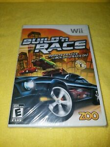 Factory Sealed Build 'n Race - Competition Pack (Nintendo Wii, 2009)