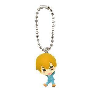 Durarara Mascot Swing Anime PVC Keychain Masaomi Kida SD Figure @Durarara!
