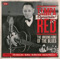 Tampa Red - Dynamite the Unsung King of the Blues [New CD] UK - Import