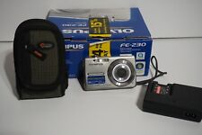 Olympus FE FE-230 7.1MP Digital Camera - Silver Tested Point And Shoot