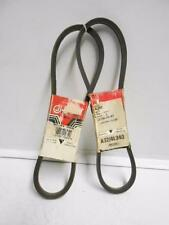 4L340 or A32 V-Belt, Varied Brands, Lot of 2