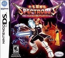 Spectrobes: Beyond The Portals (Nintendo DS, 2008)