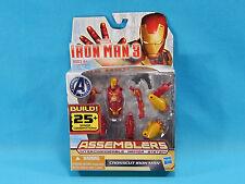 Iron Man 3 Assemblers Crosscut Iron Man #10 Marvel Avengers 2012