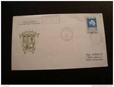 TAAF lettre 24/9/81 - timbre stamp - yvert et tellier n°91 (cy7)