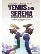 Venus and Serena (DVD, 2013) NEW