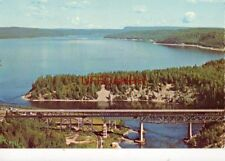1969 NIPIGON RIVER BRIDGE, NIPIGON, ONTARIO CANADA