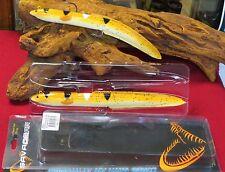 sg lb real eel slug 25cm 50 grs pigment error 2 pieces