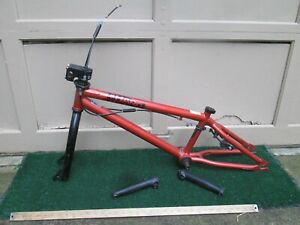 Cycling Haro Backtrail 02 Frame, Fork, Brake, Headset & Cranks All Lightly Used