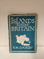 Islands Round Britain by R.M. Lockley - Britain in Pictures, 1945 (G3)