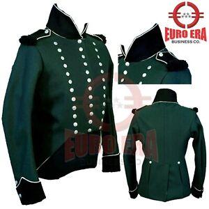New Napoleonic British Glengarry Light Infantry Coat Jacket Repro in all sizes