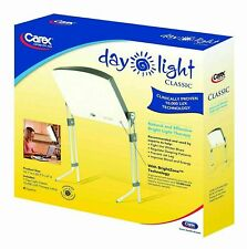 Carex Day-Light Classic Bright Light Therapy Lamp, Sad Lamp