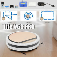 ILIFE V5S Pro Smart Robotic Vacuum Cleaner Cordless Saugroboter HURY!