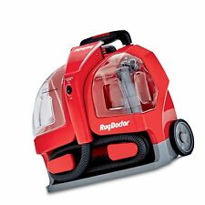 Rug Doctor Portable Spot Cleaner Machine, Red - Corded and Rug Doctor Platinu.