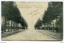 CPA-Carte postale-Belgique-Bourg-Léopold-Camp de Beverloo-Chaussée d'Hechtel