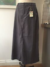 Seasalt Sea Swept Skirt - Metal - UK10 - Sales Sample SAVE!