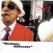 Afro Cuban ALL STARS – DISTINTO, appliquée (> Buena Vista