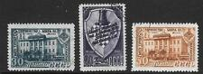 RUSSIA SG1440/2 1948 WORLD CHESS FINE USED