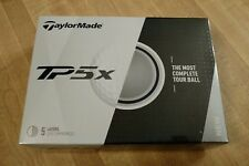 6 dozen new TaylorMade TP5 X golf balls