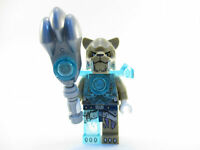 LEGO Legends of Chima Strainor Minifigure with Weapon Saber Tooth Tiger Tribe
