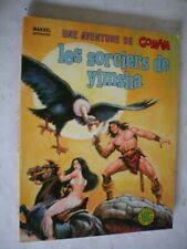 LUG - CONAN n° 9 - Les sorciers de YIMSHA - THOMAS -BUSCEMA -  ALCALA -1979 -