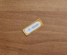 Original Sony Ericsson u10i Aino logotipo Label (nuevo)