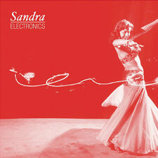 Sandra Electronics- Want Need SYNTH (Minimal Wave) CLEAR Vinyl LP LIMITED SEALED