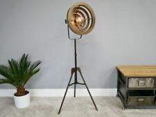 Industrial Spot Light Floor Standing Tripod Lamp Light Battery Operated Metal