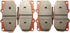 Carbotech Front Brake Pads (1521), '06-'07 Subaru WRX   Part # CT460-1521