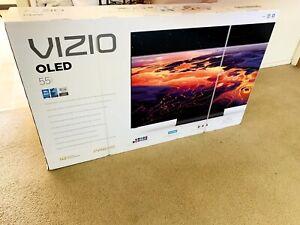 """VIZIO 4K OLED 55"""" SMART TV"""