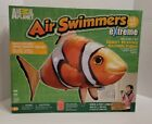 Animal Planet Air Swimmers Extreme Giant Flying Clown Fish Inflatable - Open-Box
