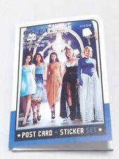 SNSD Girls Generation Photo Post Card Set Sticker KPOP GirlsGeneration Postcard