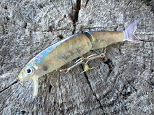 Barra Jointed Minnow Swimbait 110mm Fishing Lure Jack Trevally Jewie Lures