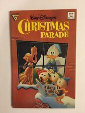 Walt Disney's Christmas Parade 1 (1988) Gladstone Comics