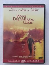 New listing What Dreams May Come (Dvd, 1999)