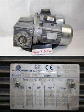 Motovario 1,5 kw 186 min NMRV 063 motoriduttore T90LA4 cambio