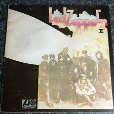 LP Led Zeppelin Led Zeppelin II UK 2ND PRESS 588198 RED MARROON LABELS VG/VG
