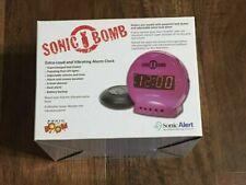 Sonic Bomb Extra Loud and Vibrating Alarm Clock