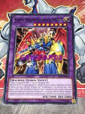 Carte Yu Gi Oh CANON DRAGON CATAPULTE VWXYZ LED2-FR028