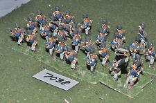 25mm Napoleoniche Fanteria Prussiana 30 cifre (7038) in metallo verniciato