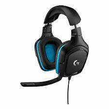 Logitech G432 Gaming Headset Over-Ear Kopfhörer 7.1 Surround Sound PS4 Xbox One