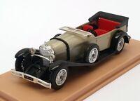 Solido 1/43 Scale 137 - 1928 Mercedes Benz SS Torpedo - Metallic Grey