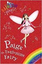 Rainbow Magic: Paige The Pantomime Fairy, Meadows, Daisy, Very Good condition, B