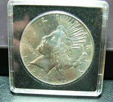 1 Dollar USA Peace Dollar 1923 Silber original in Kapsel