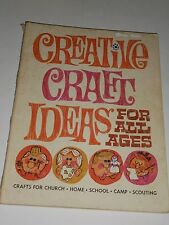 Creative Craft Ideas for All Ages home school camp scouting church