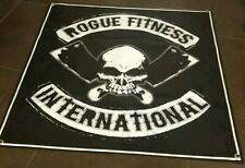 Rogue Fitness top gym equipment crossfit sign rope Weight Lifting cap banner
