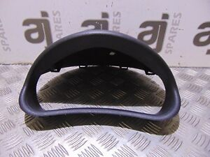 PEUGEOT 206 SPEEDOMETER SURROUND TRIM 9624233277 2003