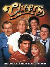 Cheers: The Complete First Season [4 Discs] (2003, REGION 1 DVD New)